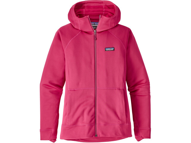 Patagonia Crosstrek Hoody Dame craft pink